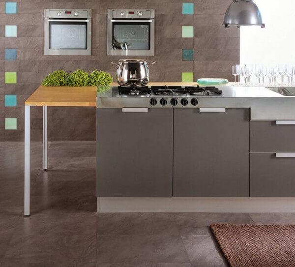 Azulejos para cocinas la gu a para elegir el azulejo perfecto - Suelos para cocinas rusticas ...