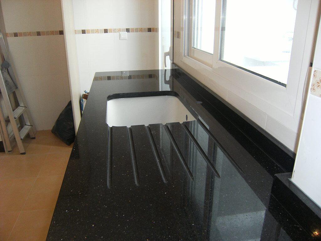 Encimeras de granito como elegir la encimera perfecta for Precio marmol chile