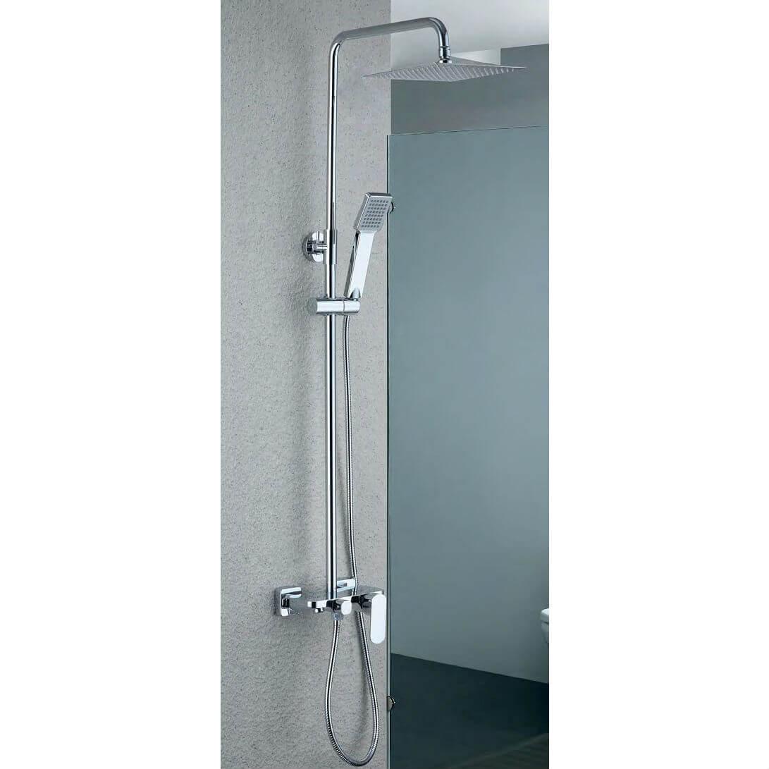 Precios de barras de ducha comparar precios de barras de for Ducha ya cuanto cuesta