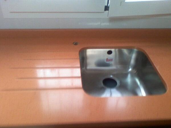 Fregaderos de acero inoxidable 4 claves de porque elegirlos - Fregaderos bajo encimera teka ...