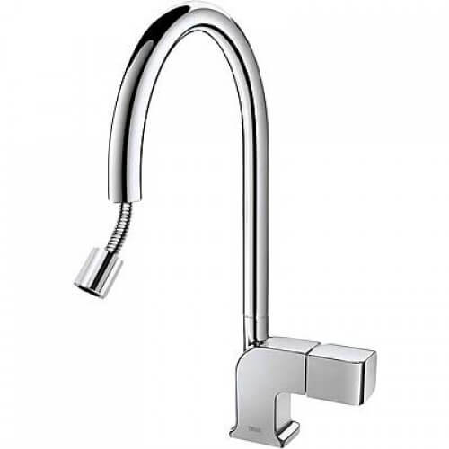 Removable Kitchen Faucet economic modern chrome