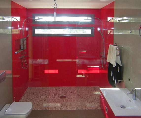 Platos de ducha 5 tipos de suelos para duchas - Como hacer plato de ducha de obra ...