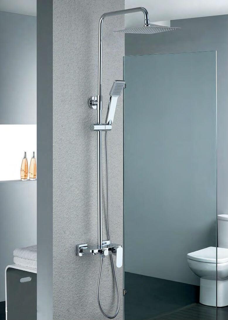Precios de barras de ducha comparar precios de barras de for Duchas para banos precios