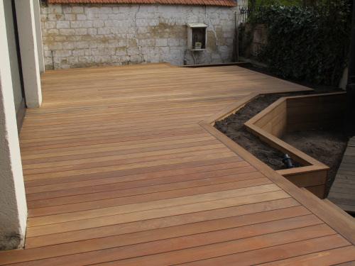 Casas cocinas mueble suelo para exterior barato - Suelo de madera exterior ...