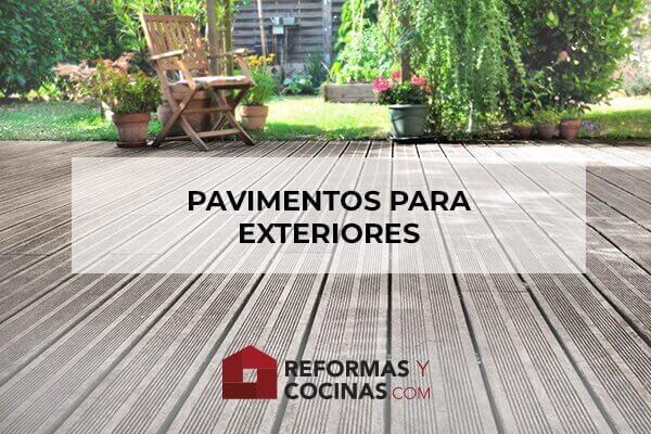 Javi pons experto en reformas de cocinas y ba os - Pavimentos ceramicos exteriores ...