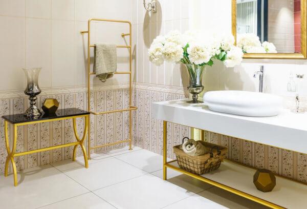 Nice 6  Suelo Para Baño De Azulejos