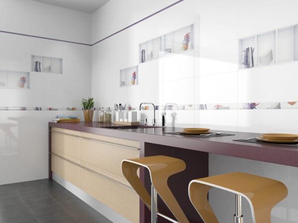 Azulejos para cocinas la gu a para elegir el azulejo perfecto - Paredes de cocina sin azulejos ...
