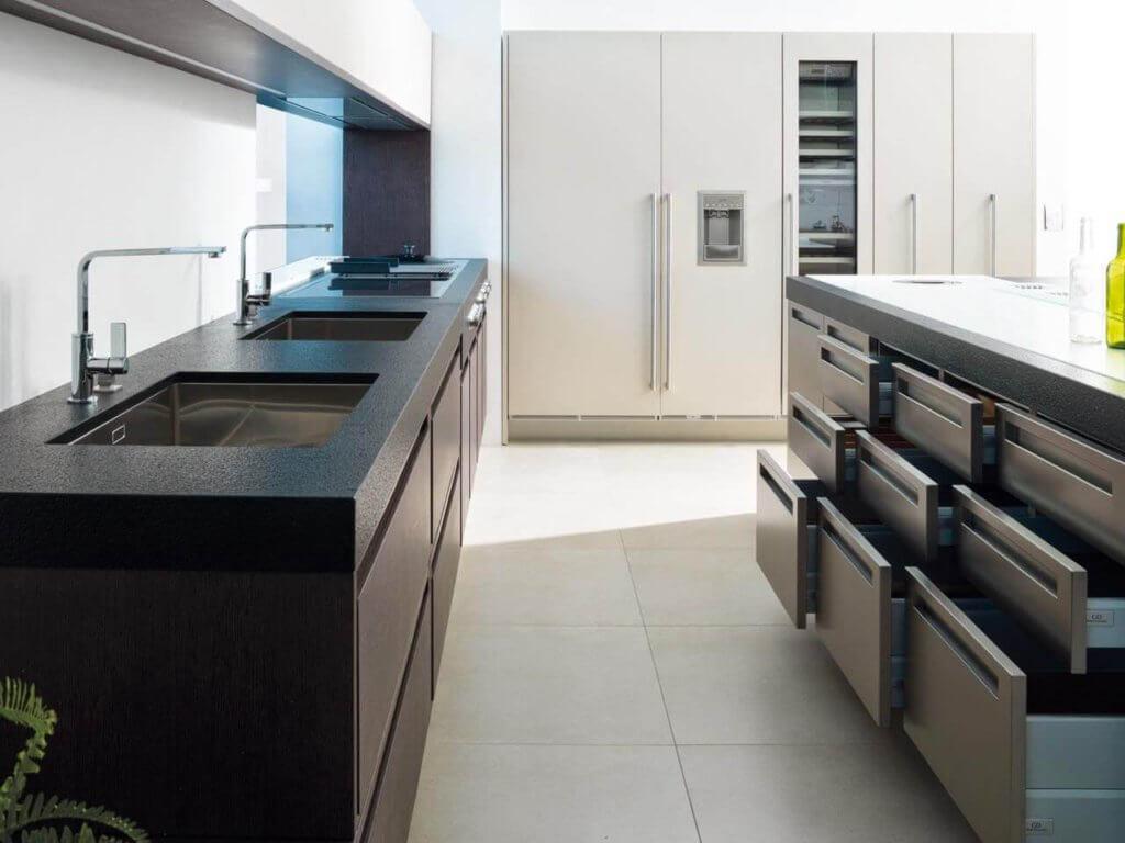 Tiradores de cocina la gu a perfecta para elegirlos reformas y - Tirador mueble cocina ...
