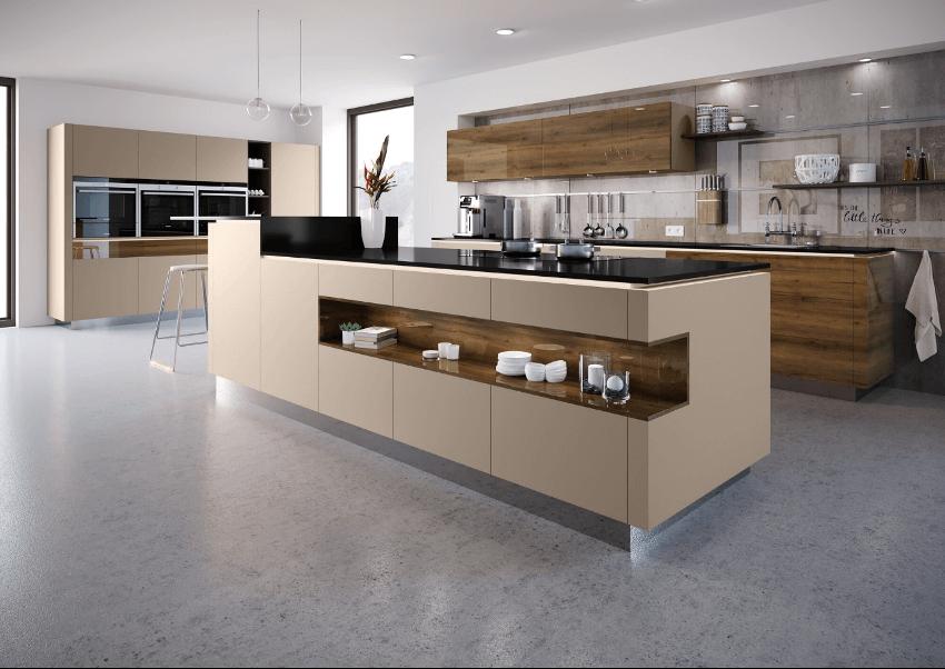 ¿Por qué incorporar el efecto cristal en tu cocina, y cómo hacerlo?