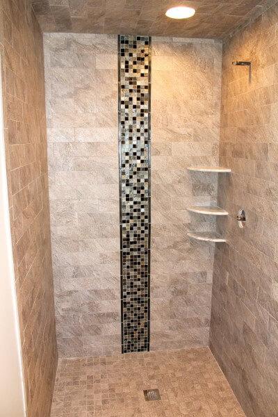 Gresite para duchas porque elegir este revestimiento para - Banos con cenefas ...