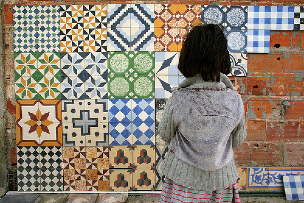 Azulejos y suelos hidr ulicos de imitaci n la gu a completa for Precio mosaicos para exterior