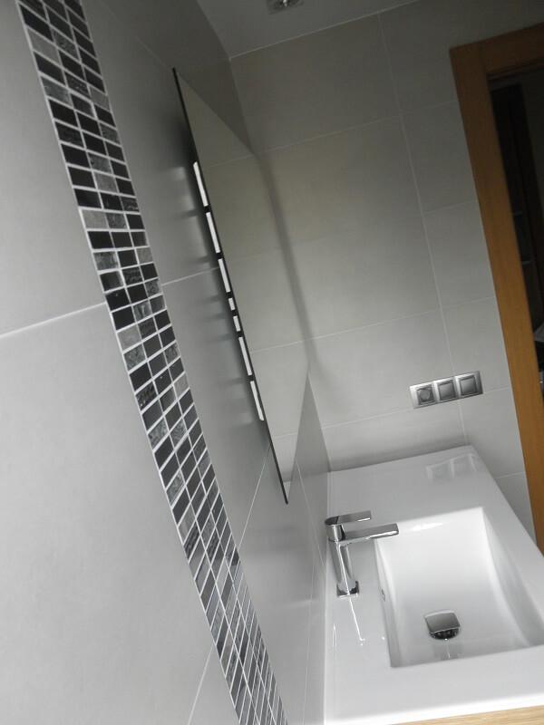 Azulejos para ba o como elegir el azulejo ideal para el - Azulejos mosaicos para banos ...