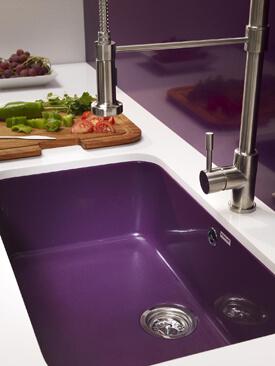 Fregaderos para cocina modelos y caracter sticas de fregaderos - Fregaderos de colores ...