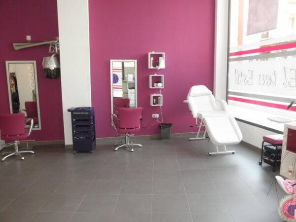 Pavimentos y azulejos archivos p gina 2 de 3 reformas - Interiores de peluquerias ...