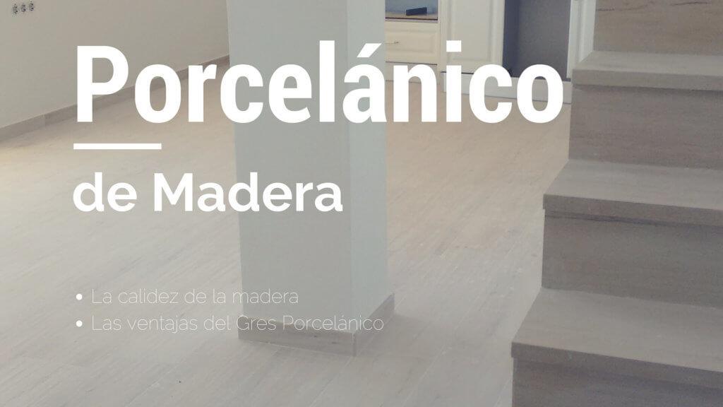 Por qu elegir el porcelanico de madera para una reforma - Pintura para suelos de gres ...
