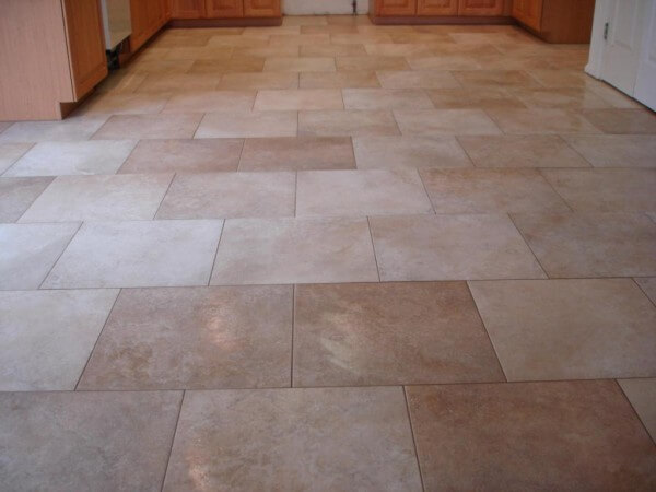 Diferencia entre gres normal y gres porcelanico cosas que for Easy to install kitchen flooring