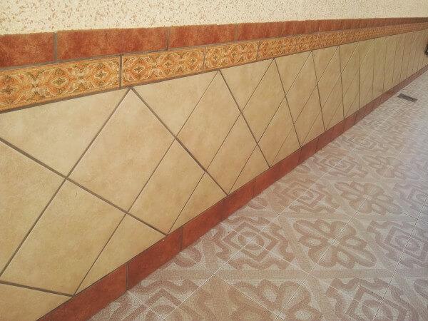 Gres normal o esmaltado todo lo que hay que saber for Modelos de ceramicas para terrazas