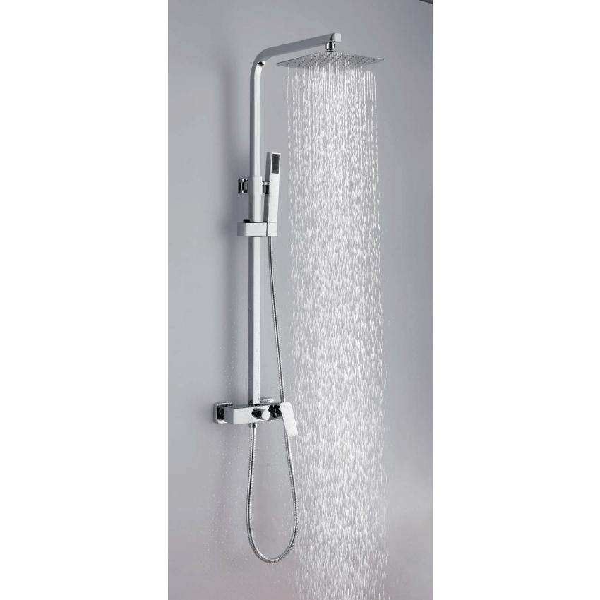 Comprar grifos para duchas baratos dise os actuales - Banos cuadrados con ducha ...