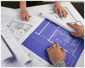 Ejemplo de planos para una obra o reforma