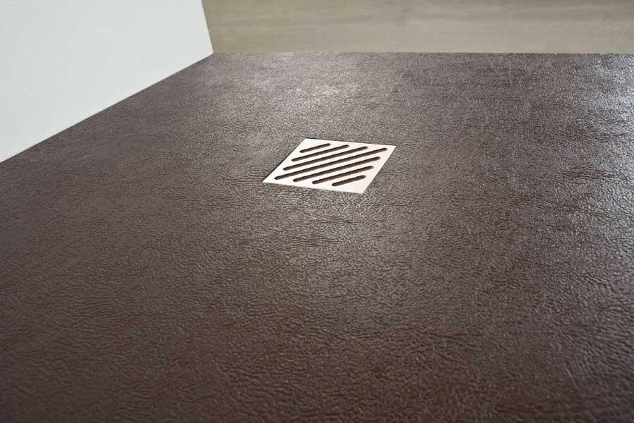 Platos de ducha de carga mineral 9 ventajas por que ponerlos for Platos de ducha antideslizantes roca