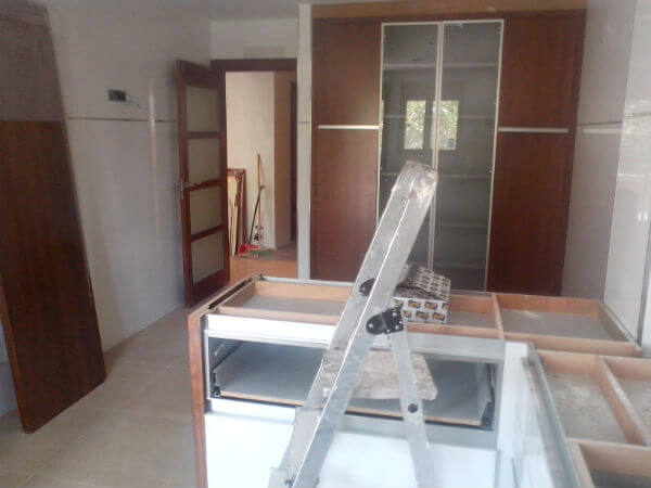 Muebles de cocina actuales que muebles utilizar for Cocinas actuales