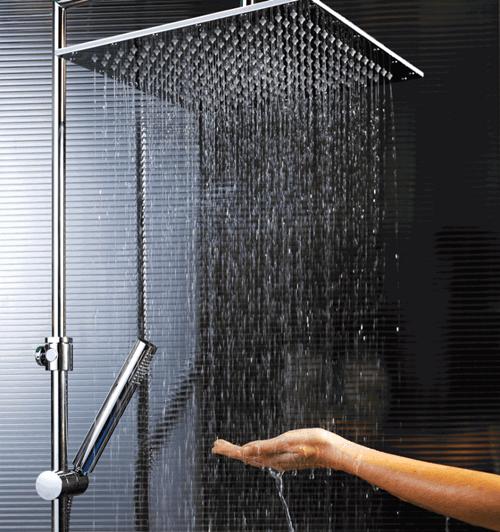 Griferias para ba o la gu a para elegir el grifo perfecto for Llave de ducha pared