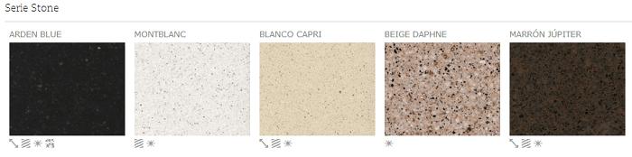 Serie Stone - Colores - Silestone