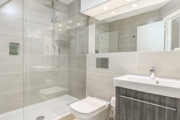 Diseño baños pequeños.