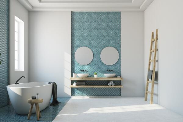 Baños con bañeras de diseño