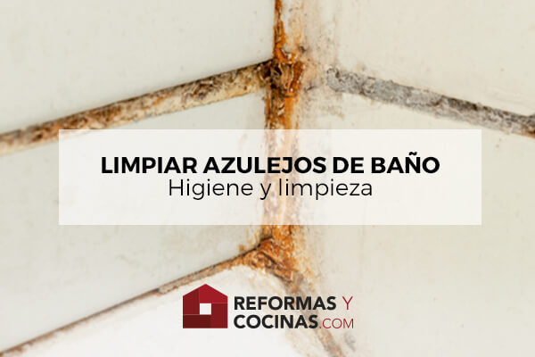 Limpiar azulejos de baño: Higiene y limpieza