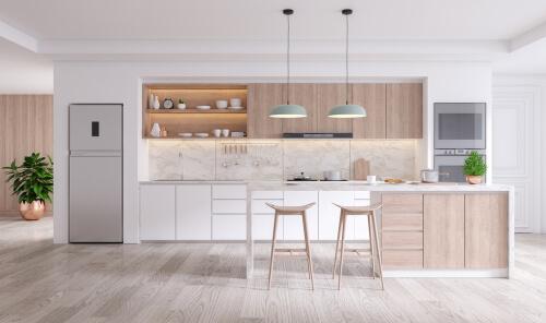 nuevos diseños en cocina