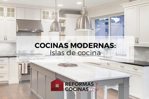 Cocinas modernas: ventajas de contar con islas de cocina de la marca Santos
