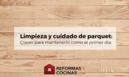 Características y mantenimiento de los diferentes suelos de parquet