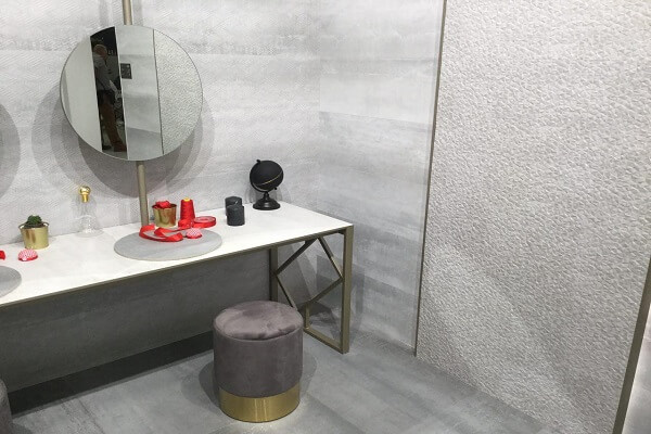 Mueble porcelánico para baño
