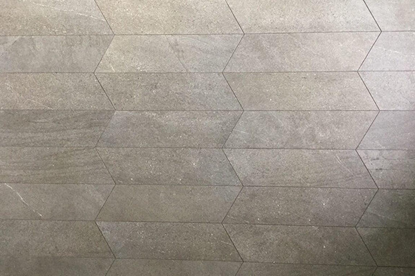 Nuevas formas en el porcelanico imitacion cemento