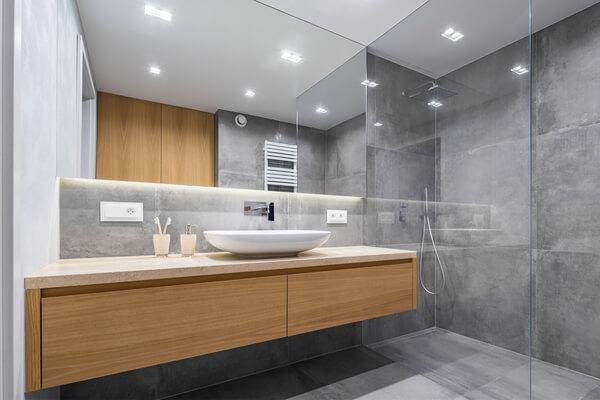 Plato de ducha nuevo