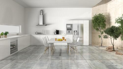 Suelos para cocinas como elegir un pavimento para la cocina - Mejor suelo cocina ...