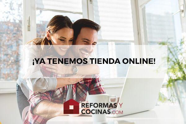 Nueva Tienda On-line de Reformas y Cocinas ¡Ya Disponible!